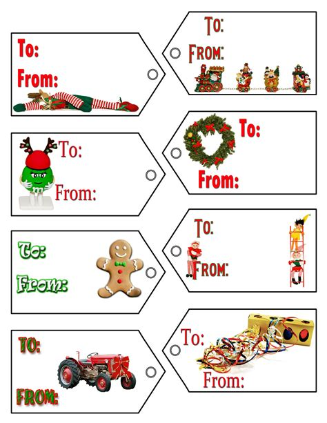 christmas html layout printable gift tags templates best template idea