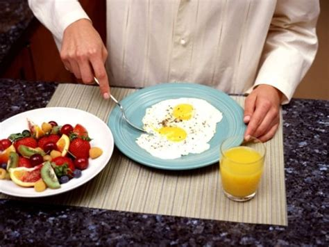 make breakfast a healthy habit diet and fitness
