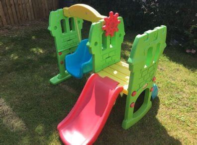 little tyke swing and slide little tikes slide and swing for sale in naas kildare