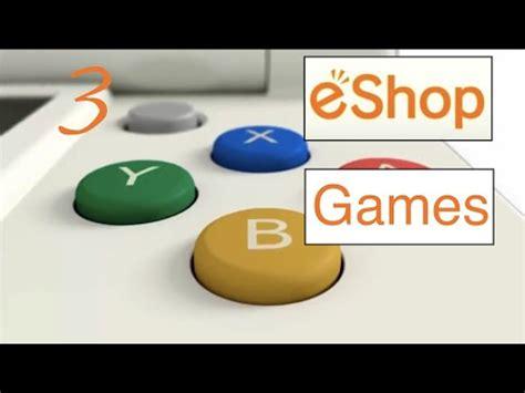 best eshop 3ds the best nintendo 3ds eshop doovi