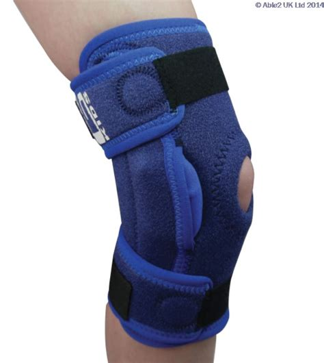 neo g childrens hinged knee support oakham mobility and