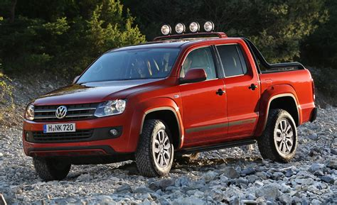 volkswagen truck vw reopens internal discussion of u s market pickup truck