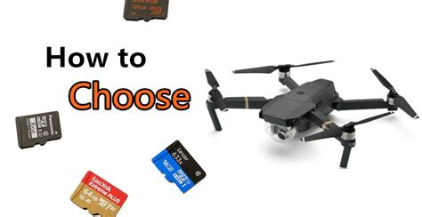 micro sd card compatible   drone dji mavic pro