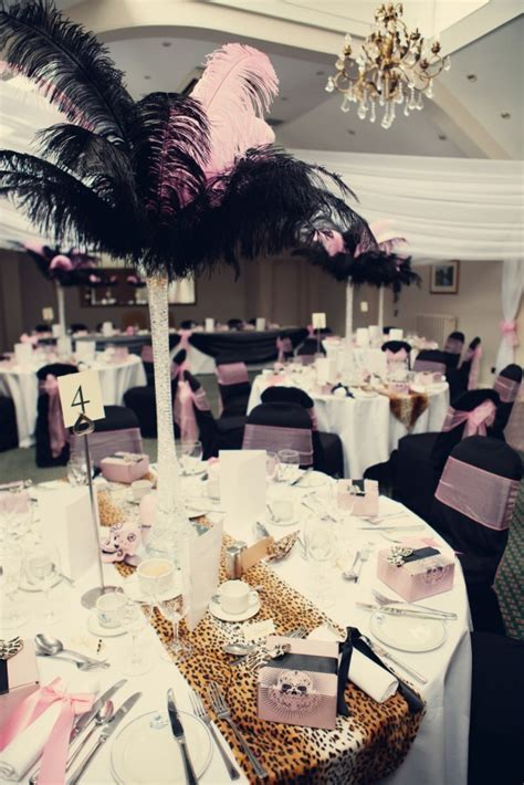 A Pink & Leopard Print Themed DIY Wedding: Ele & Raph