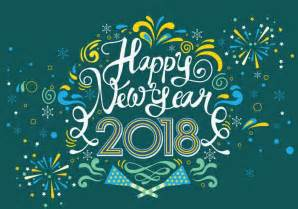 happy new year wallpapers 2018 new year hd desktop