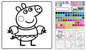 peppa pig games free kids games kidonlinegame