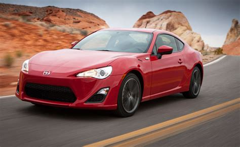 2013 scion fr s road test