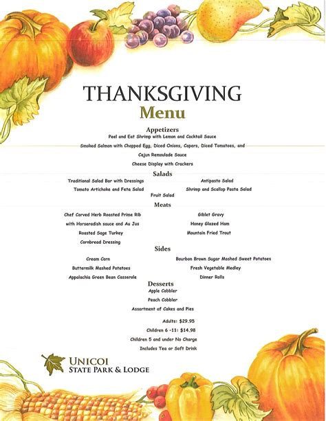 top 28 best thanksgiving menu files la cooking and dining meetup group beverly hills top