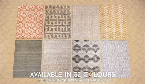 patterned jute rug simsational designs updated patterned jute rugs