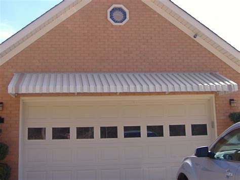 garage awnings metal awnings delta tent awning company