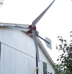 backyard wind turbine 10 generators for running small appliances and