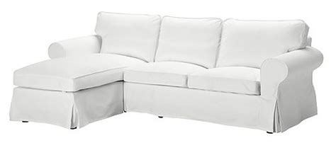 couch with chaise lounge attached how we supersized our ikea ektorp sofa driven by decor