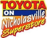Toyota On Nicholasville Toyota On Nicholasville Nicholasville Ky 40356 859 305