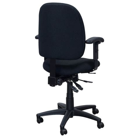 Task Chair Chairs N More Used Task Chair Black National Office