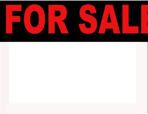 Car For Sale Sign Clip Art 28 For Sale Template