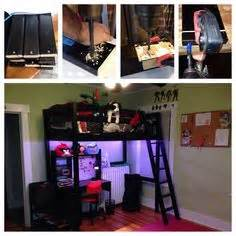 ikea stora loft bed hack stora bed bracing ikea hackers kleine kamer