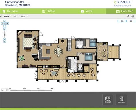 real estate floor plans virtual tour hosting platform for real estate real
