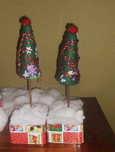 styrofoam tree craft crafts for styrofoam and felt