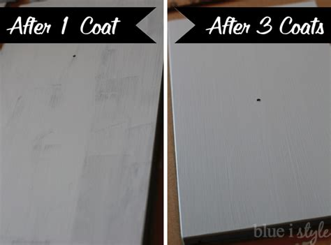chalk paint how many coats diy with style my time using chalk paint