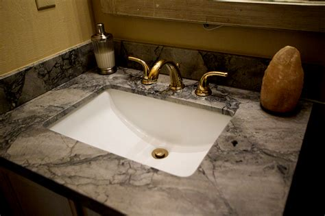 Granite Bathroom Sink Granite Bathroom Counter Tops Granite Installer