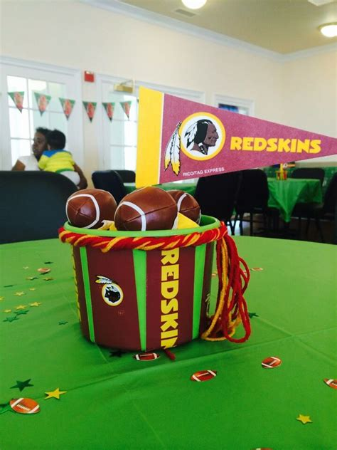 football themed baby shower decorations football themed baby shower that i did cool decorations