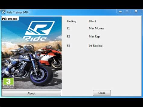 mod ride game pc how to use my ride pc game trainer youtube