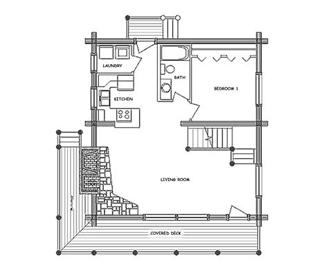 log home floor plan rocky mountain