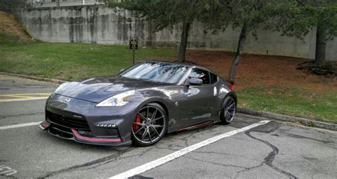 nissan 370z nismo front bumper 2015 nismo bumper on 2009 sport possible page 46