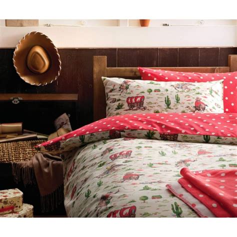 Bedrooms For Boy Cath Kidston Cowboy Bedding Set Childrens Bedroom Ideas