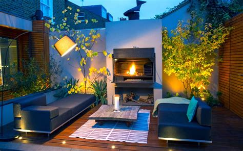 modern town garden clapham london garden designers