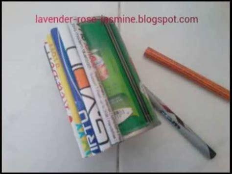 tempat pensil kaleng ad 032 cara membuat tempat pensil dari kaleng bekas dan kertas
