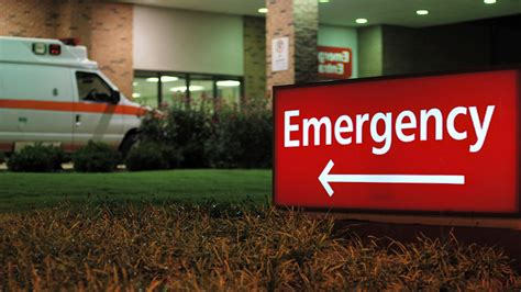 emergency room official website one in an e r