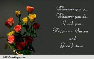 best wishes farewell quotes quotesgram