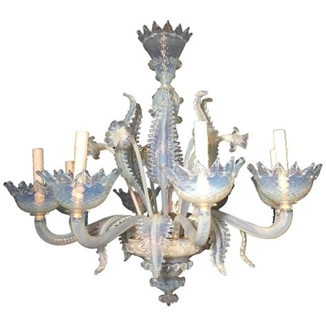 Murano Chandelier Circa 1940 For Sale At 1stdibs Murano Chandeliers For Sale