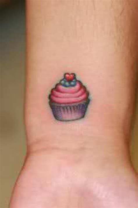 small wrist tattoo pictures 25 attractive cupcake wrist tattoos