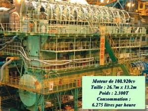 le plus gros porte containers du monde