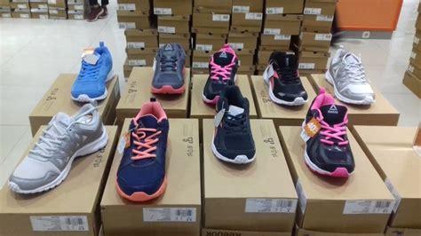Harga Sandal Reebok Di Sport Station sepatu lari merek reebok ini diskon 50 di sport station