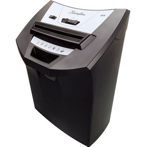 personal shredder swingline sc170 strip cut personal shredder