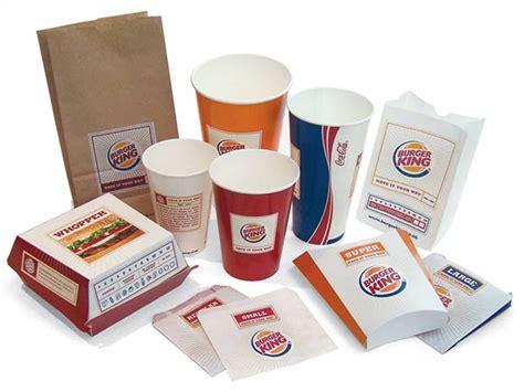 """Burger King   """"Packaging"""""""