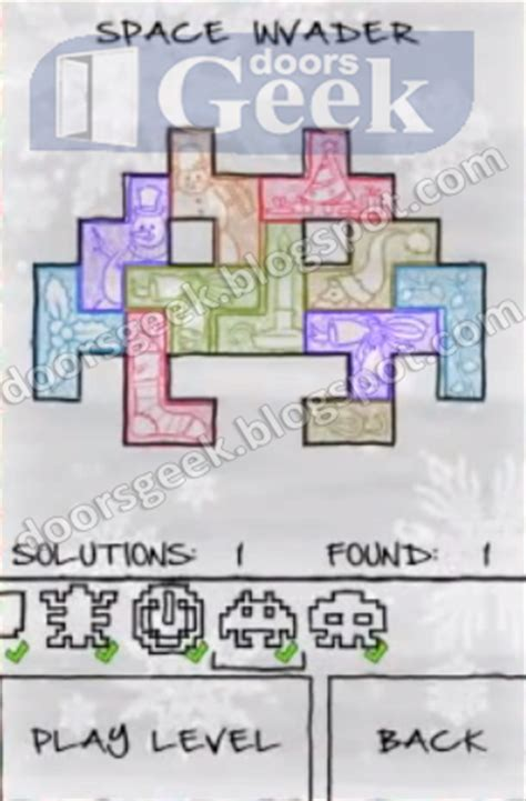 doodle fit electronic solutions doodle fit electronic space invader doors