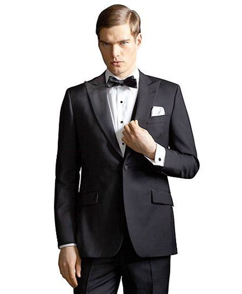 the great gatsby tuxedo the great gatsby collection peak lapel tuxedo jacket