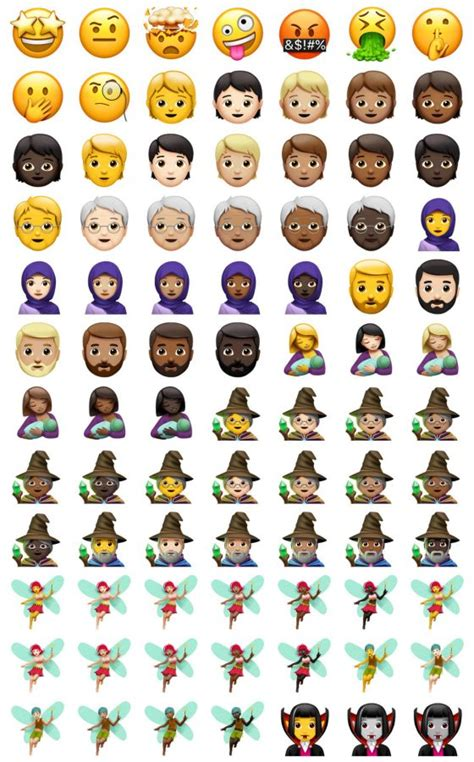 emoji ios 11 ios 11 1 to przede wszystkim nowe emoji zobacz wszystkie