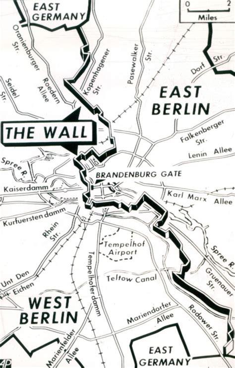 berlin wall map berlin wall 1961 map www pixshark com images galleries