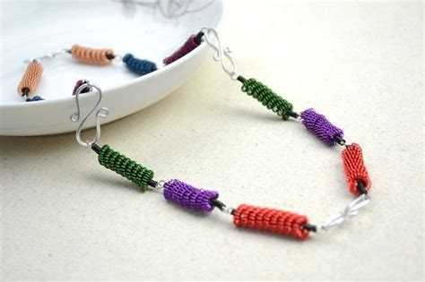 Handmade Wire Necklaces - handmade wire jewelry necklace chains for using