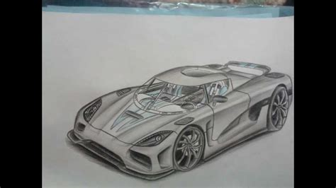 koenigsegg ccx drawing koenigsegg agera drawing youtube