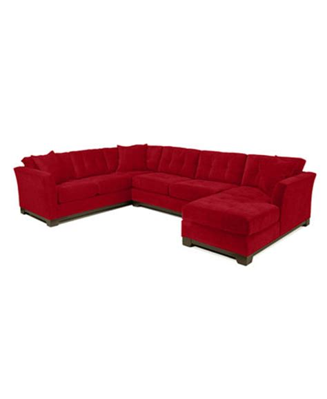 elliot sectional sofa 3 piece chaise elliot fabric microfiber 3 piece chaise sectional sofa