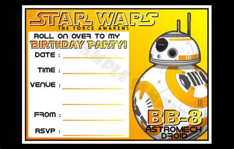 wars birthday invitations templates free 21 wars birthday invitation template free sle