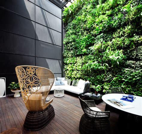 green walls   ways  bring     home homedesignboard