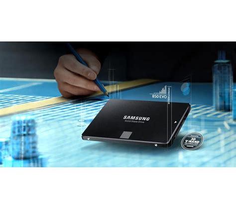 Samsung Ssd 850 Evo 2 5 500gb samsung 850 evo 2 5 quot ssd 500 gb deals pc world