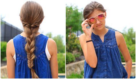 cute girl hairstyles rope braid rope twist combo braid cute girls hairstyles makeup videos